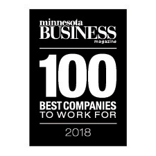 2018 best companies to work for award