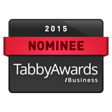 2015 Tabby Awards nominee