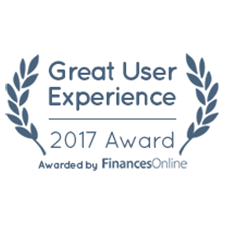 2017 Great User Experience award Modus