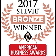2017 Stevie Bronze Award Modus