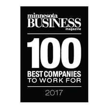 2017 best company to work for award
