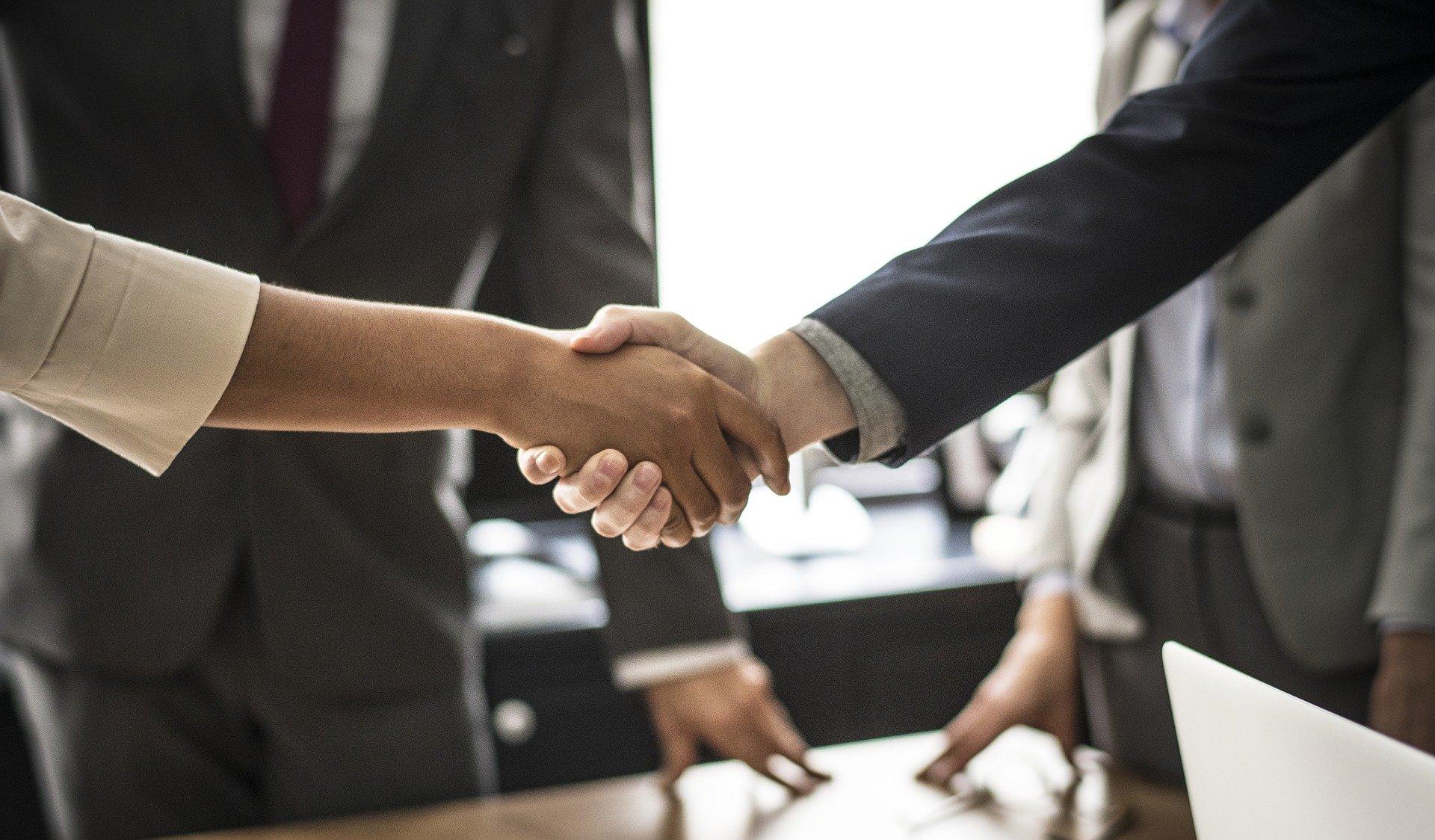 Modus case study client handshake