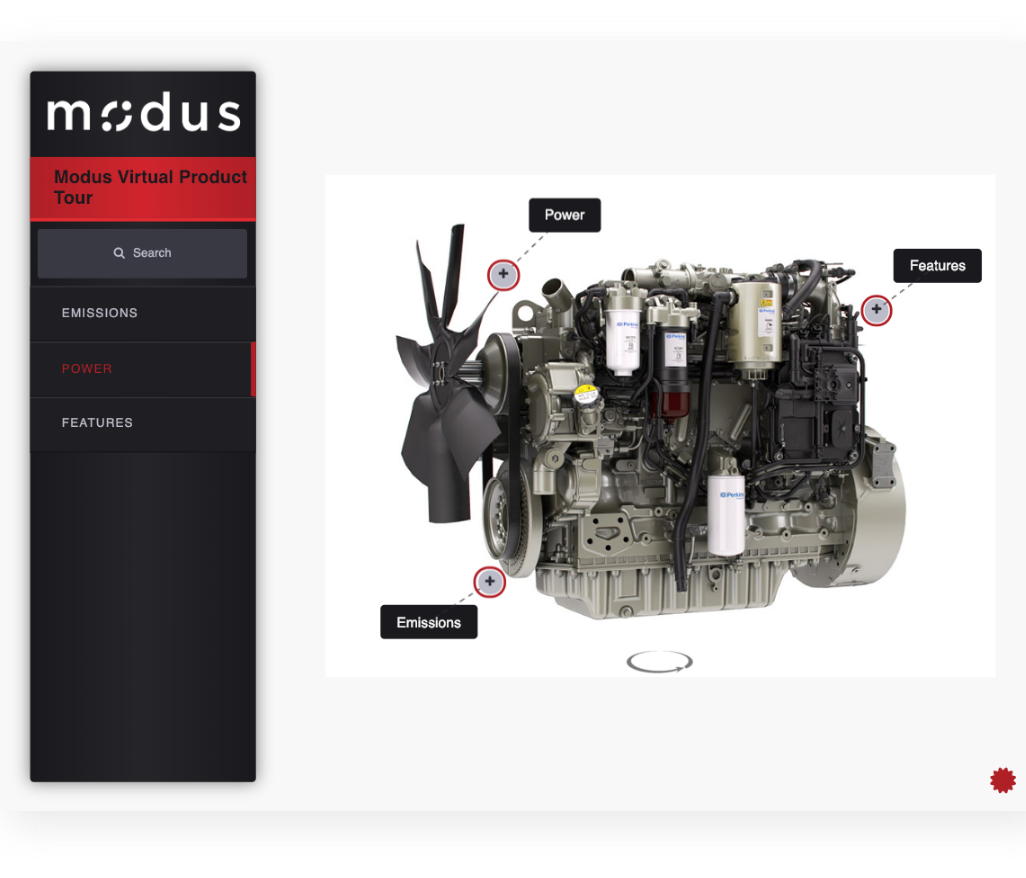 The Modus Platform - Create