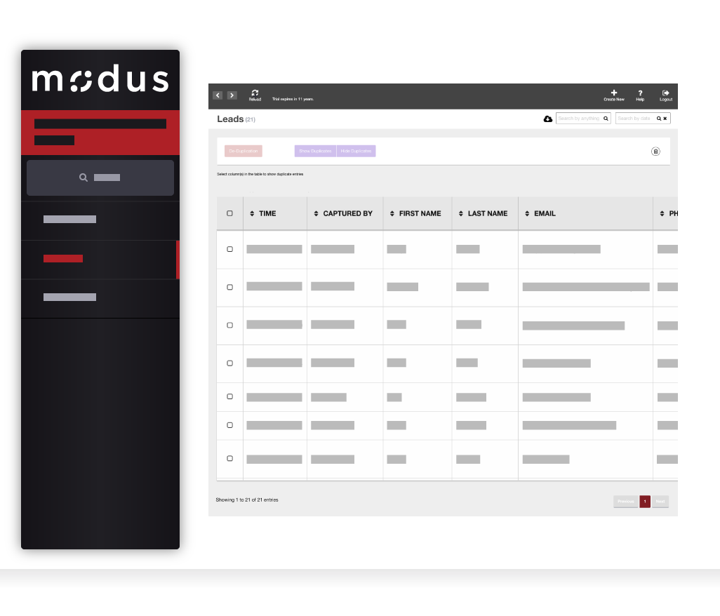 Modus Lead Routing Automation Fixed