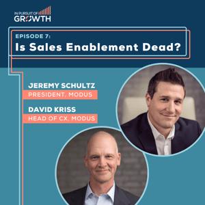 Episode 7--Is Sales Enablement Dead