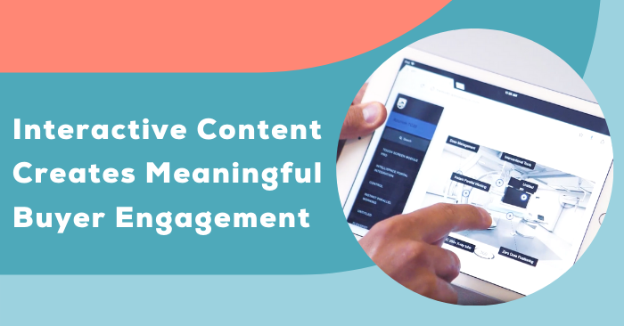 How Interactive Content Creates Meaning Blog Header