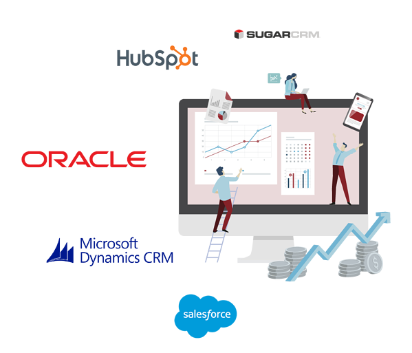 CRM with Logos test