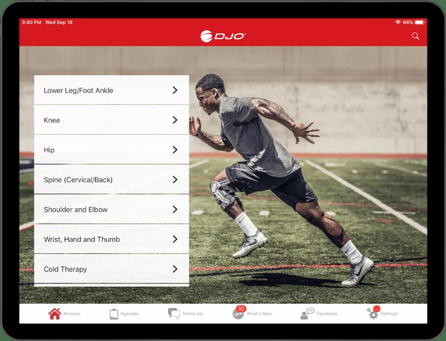Modus - DJO App_web