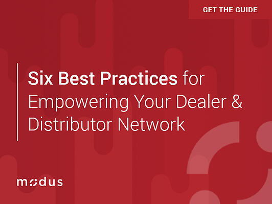 Six-Best-Practices for Empowering Your Dealer & Distributor Network
