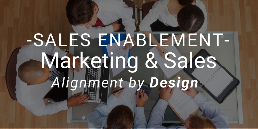 Sales Enablement Alignment