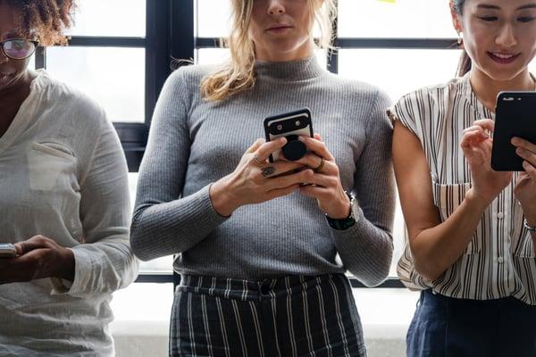 three-women-on-phones-7-sales-sins