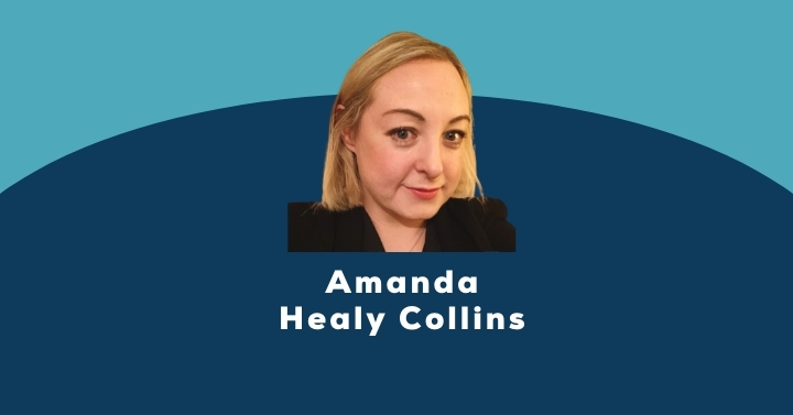 In Pursuit of Growth podcast with Amanda Healy Collins