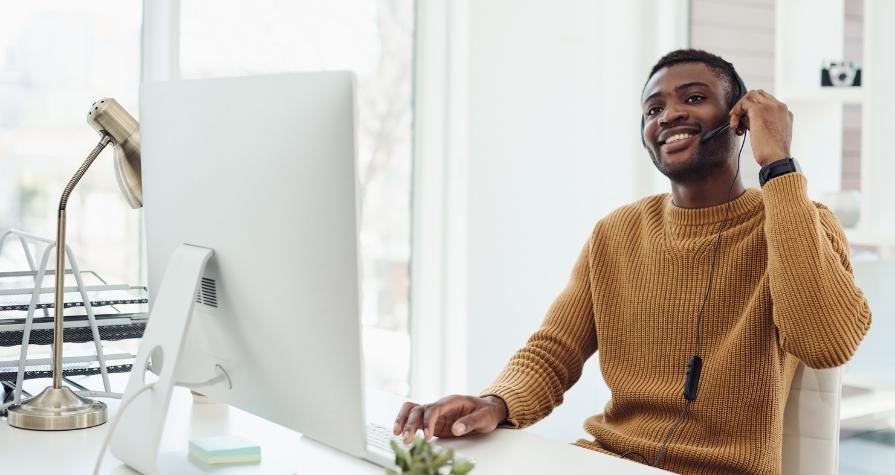 Sales smiles about tech adoption