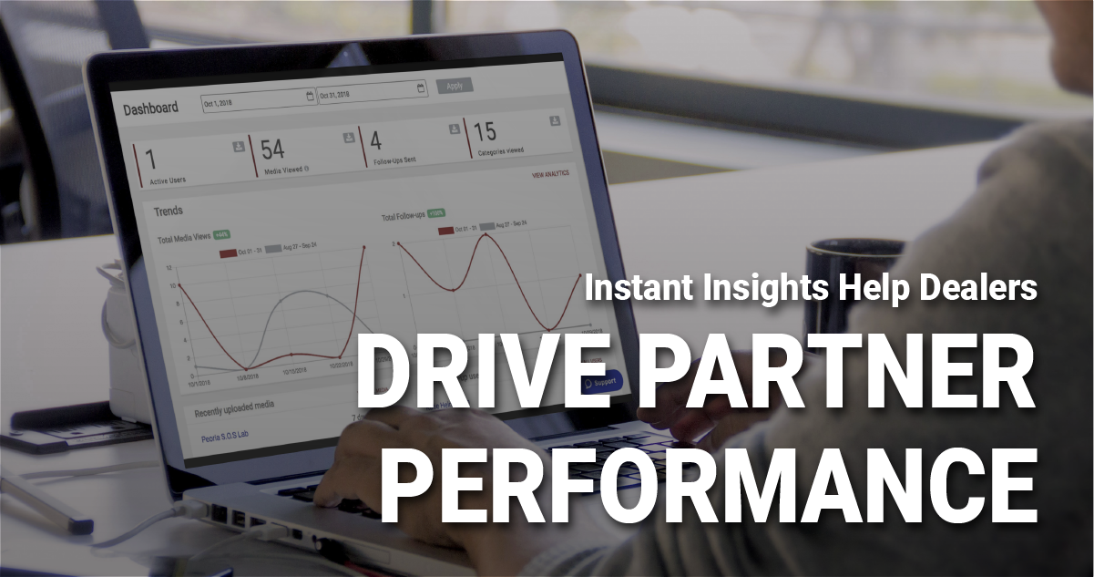 Instant Insights Help Dealers Drive Partner Performance