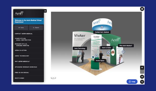 Modus 3D Virtual Booth
