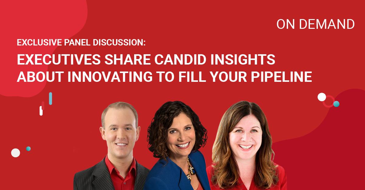 Executives Share Insights Webinar