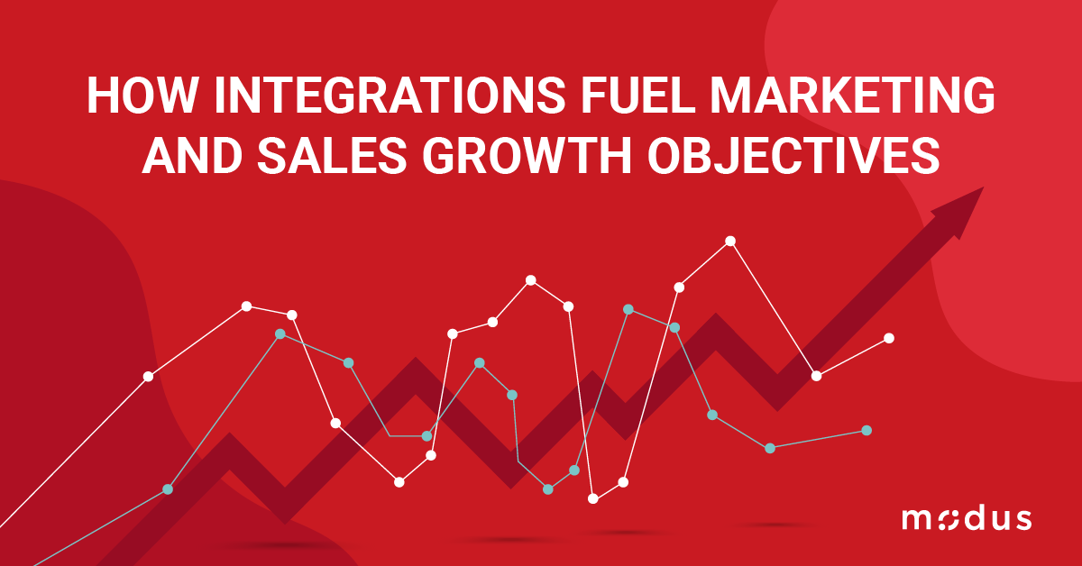How Integrations Fuel Marketing and Sales Growth Objectives