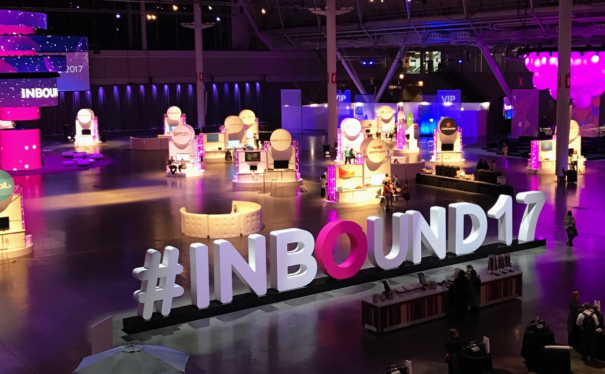 Inbound 2017 Recap: The Age of Personalization