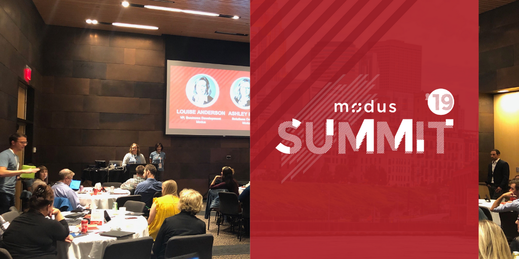 Customers Shine at Modus Summit 2019