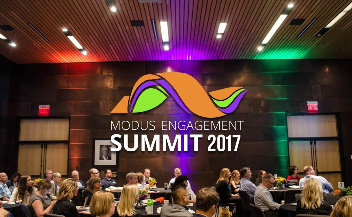 Modus Engagement Summit 2017 Recap