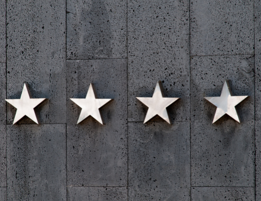 Star Reviews and the Danger of Misleading Metrics