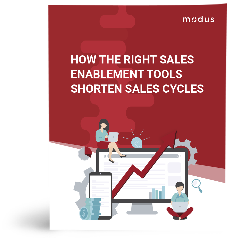 Sales Enablement Tools Shorten Sales Cycles Cover