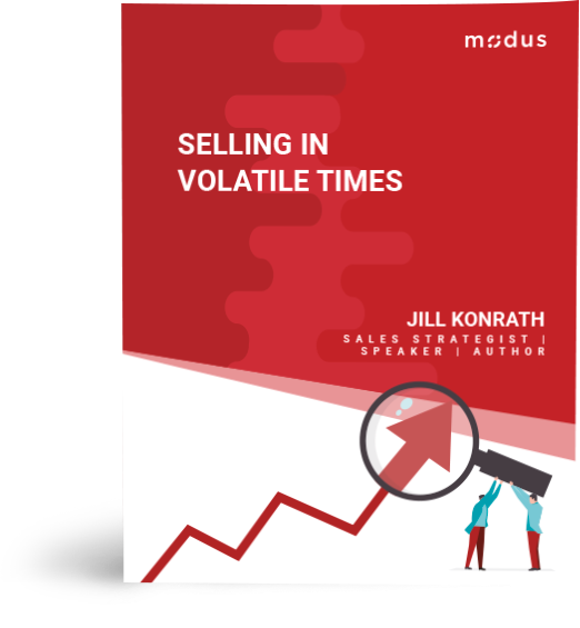 Selling in Volatile Times