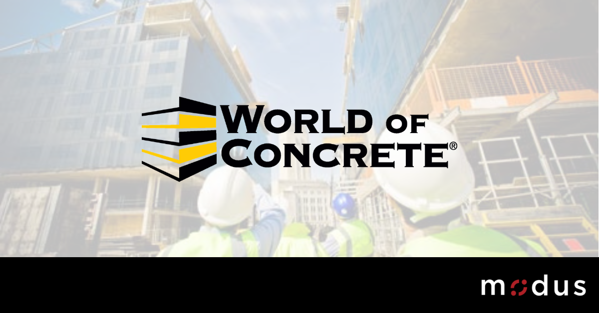 Why World of Concrete?